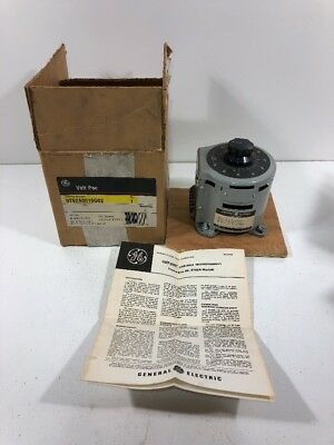 NEW GE 9T92A0010G02 Volt-Pac Variable Transformer 120V 9T92A