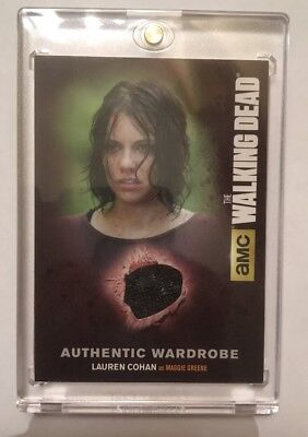 M40 Lauren Cohan Maggie Greene Authentic Wardrobe Walking Dead Season 4 Part 2