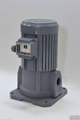 "1/2 HP Cast Iron Suction-Type Coolant Pump, 240V/480V, 3PH, NPT 1"" Outlet"