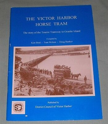 The Victor Harbor Horse Tram, SC book