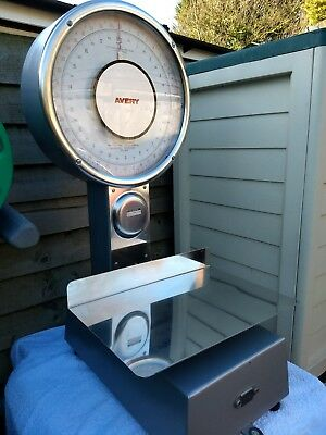 Vintage Avery Weighmaster Weighing Scales