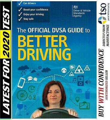 The Official DVSA Guide to Better Driving  BOOK NEW*Btrdrv Bk
