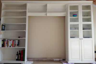 Mobile porta tv ikea besta 120x40x38cm eur 80 00 picclick it - Porta tv a parete ikea ...