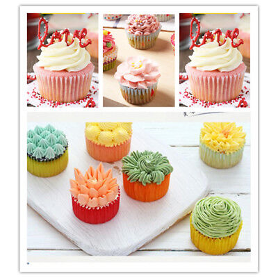 500/1000PCS Muffin Cup Disposable Paper Baking Cupcake Wrapper Kitchen Tools