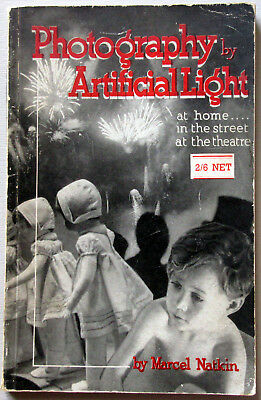 PHOTOGRAPHY by ARTIFICIAL LIGHT at Home in The Street at The Theatre:1937 Natkin