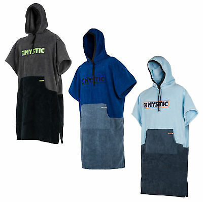 Mystic Towel Robe - Poncho - Wakeboarding, Shortsleeve Changing Robe