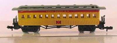 N Scale Bachmann Union Pacific Old Time Coach #2 In Original Box
