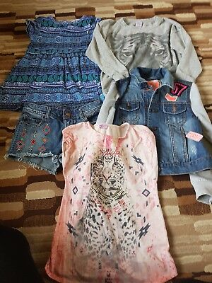 girls clothes bundle 9-10 years 5 items