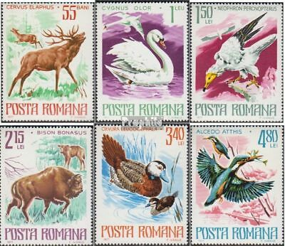 Romania 3417-3422 (complete issue) unmounted mint / never hinged 1977 Protected