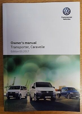 vw service book transporter multivan caravelle touareg up owners rh picclick co uk Operators Manual Operators Manual