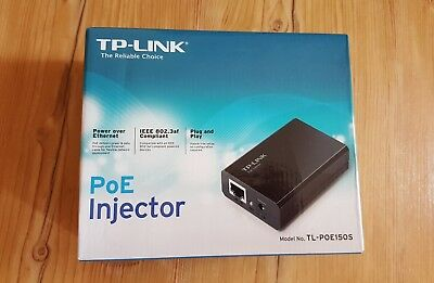TP-Link TL-POE150S PoE-Injektor Power over Ethernet  Gigabit PoE