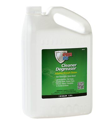 POR-15 Cleaner Degreaser One Gallon - Easy To Use and Fast Acting, POR40101 New