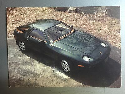 1980 Porsche 928 Coupe Postcard Post Card RARE!! Awesome L@@K