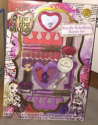 maquillage ever after high neuf pour fille neuf emballé