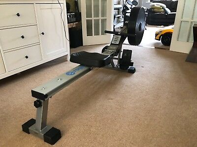 Roger Black Rowing Machine- used less than 15 times