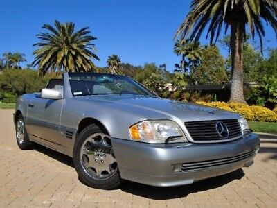 SL-Class SL 600 1995 Mercedes-Benz SL 600**One Owner** Only 21k miles** Pristine Condition
