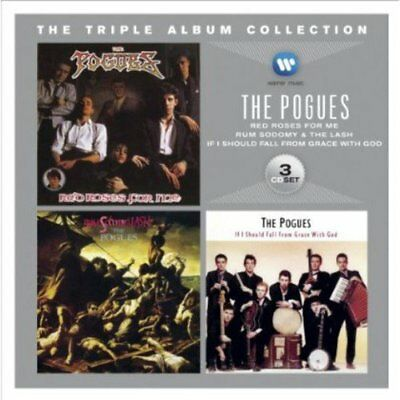 The Pogues - The Triple Album Collection (2012)  3CD  NEW/SEALED  SPEEDYPOST