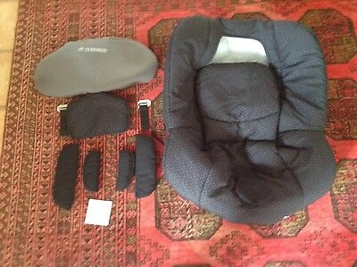 Maxi cosi pearl seat cover in excellent condition