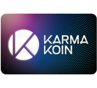 Karma Koin Code $10 $25 or $50 - Fast Email Delivery