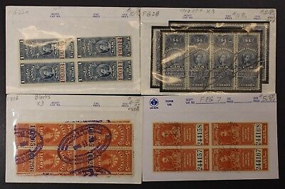Canada Revenue Mint & Used Federal Multiples