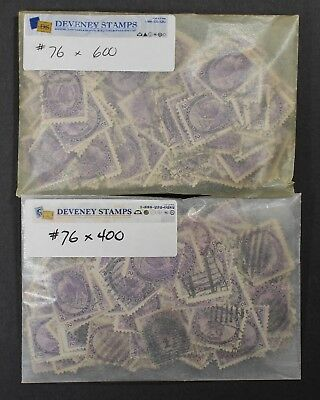 Canada #76 Used Wholesale Lot