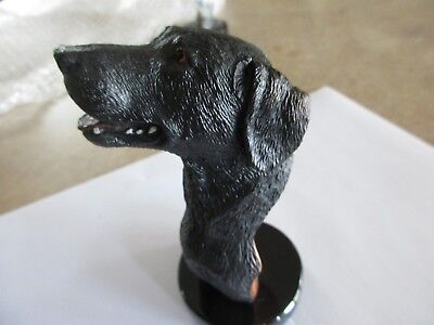Bronze Limited Edition BLACK LABRADOR  by Kitty Cantrell #123/2500