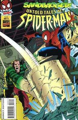 Untold Tales of Spider-Man #3 in Near Mint + condition. FREE bag/board