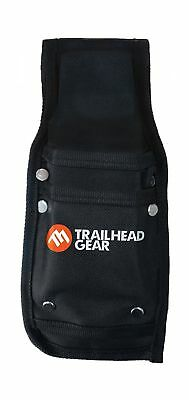 Trailhead Gear Black Durable Tree Felling Bucking Wedge Belt Pouch Holdster |...