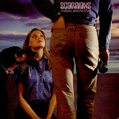 Scorpions - Animal Magnetism (Vinyl LP - 1980 - DE - Original)