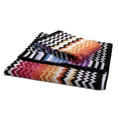 Missoni Home Towels 1 bath sheet + 2 bath towels + 2 hand towels STAN 156
