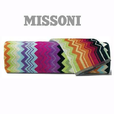 Missoni Home Towels 2 piecies | 1 hand towel + 1 bath towel Giacomo T59