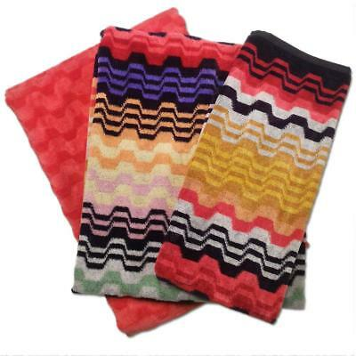 Missoni Home Towels - 1 hand towel + 1 bath towel LARA 156 + 1 bath towel LEO