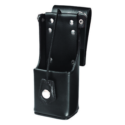 Motorola NNTN4116A - LEATHER CARRY CASE WITH 2.5 INCH SWIVEL BELT LOOP-NEW