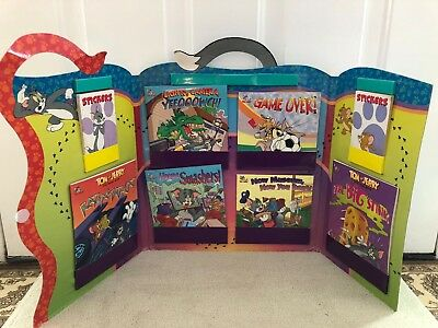 Rare Tom and Jerry Big book of books coloring books House Smashers