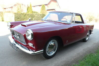 1959 Lancia Appia Coupe by Pininfarina beautifully removated superb coupe