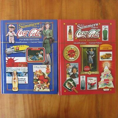 Summers' Guide to Coca-Cola by B. J. Summers (2004, Hardcover)