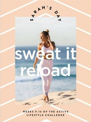 Fitness guide/ebook Sarah's Day Sweat it reload