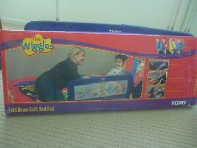 Wiggles Child Safety Bedrail