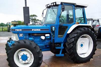 Ford New Holland 10 Series Tractor Service Repair Technical Manual