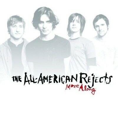 The All-American Rejects - Move Along  Cd New+