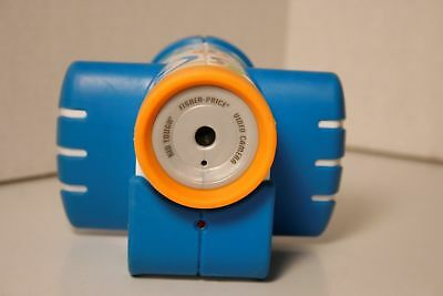 Fisher-Price Blue Kid-Tough Video Camera Used in Excellent Condition