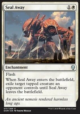 Sigillare - Seal Away MTG MAGIC DOM Dominaria