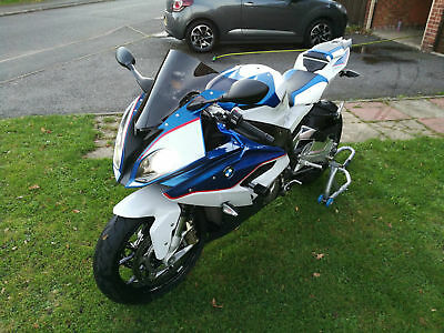 2016 Bmw S 1000 Rr Multi Coloured Motorcycle