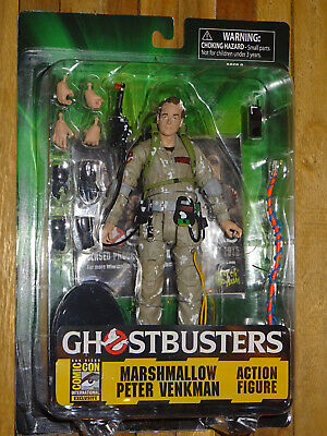 PETER VENKMAN Ghostbusters MARSHMALLOW ComicCon Exclusive Diamond Select Murray
