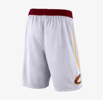 Nuovi Pantaloncini/shorts -Basket Nba-Cleveland Cavs-Lebron James-Love-Bianchi