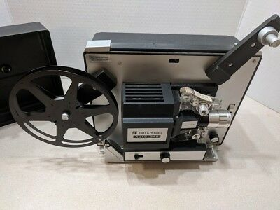 Bell and Howell Super 8 mm Autoload Movie Film Projector Model 461a