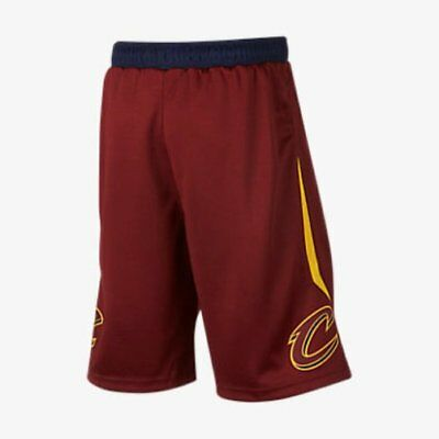 Nuovi Pantaloncini/shorts -Basket Nba-Cleveland Cavs-Lebron James-Love-Rossi