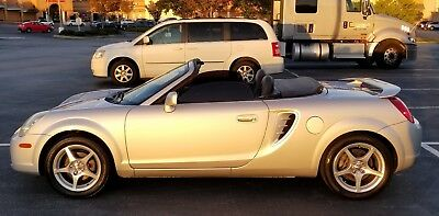 2003 Toyota MR2  2003 Toyota MR2 Spyder w Sequential Manual Shifting