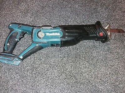 Makita reciprocating saw 18v