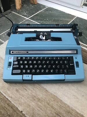 Smith Corona C400 Electric Typewriter in perfect working order and fully tested
